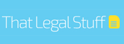 That Legal Stuff logo